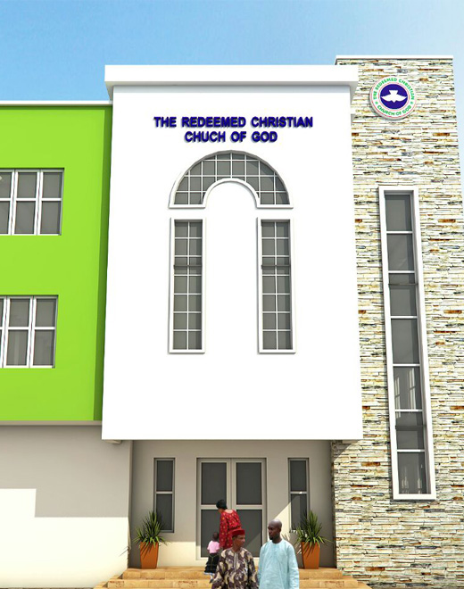 RCCG Kingdom Palace Building